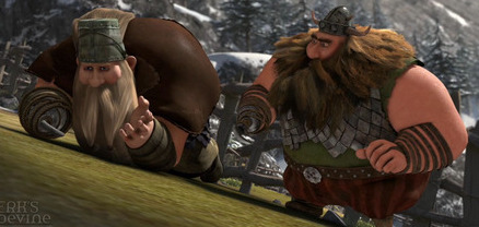 How to Train Your Dragon Films - Hooligan Tribe / Characters