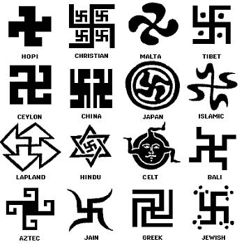 Non-Nazi Swastika - TV Tropes