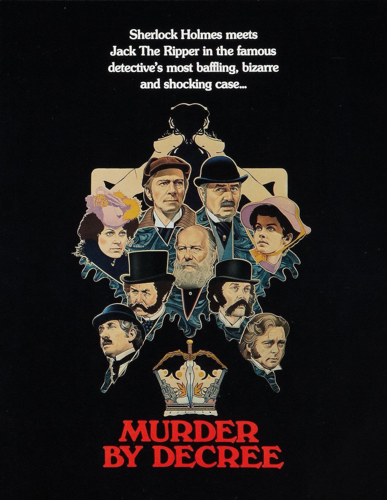 Film Murder By Decree
