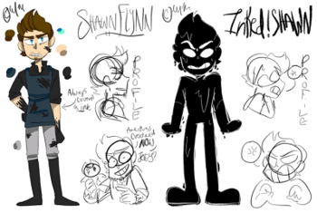 Optic Ink Au Characters Tv Tropes
