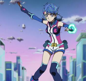 Yu-Gi-Oh! VRAINS - Cafe Nagi/Confidants / Characters - TV Tropes