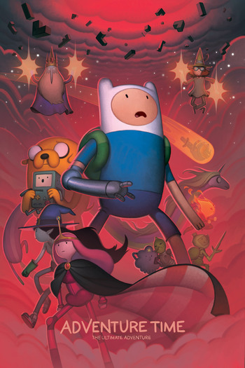 Adventure Time S9e13 Quot Come Along With Me Quot Quot The Ultimate
