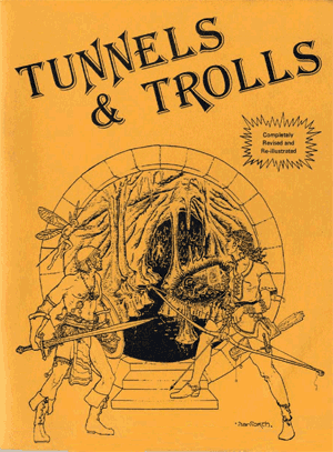 Tunnels Amp Trolls Tabletop Game Tv Tropes