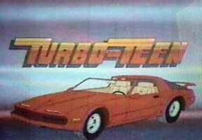 Tv cartoon turbo teen