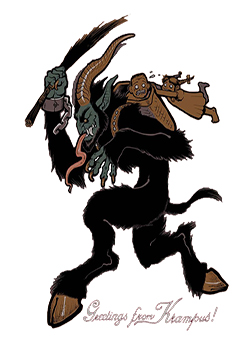 The Krampus - TV Tropes