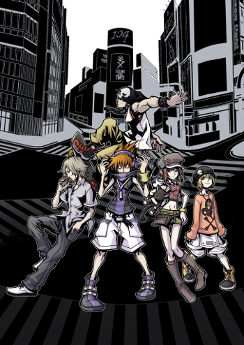 The World Ends with You (Video Game) - TV Tropes