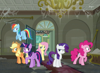 my little pony friendship is magic s6 e10 the saddle row review