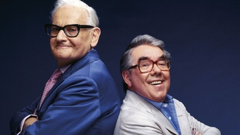 https://static.tvtropes.org/pmwiki/pub/images/two_ronnies.jpg