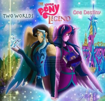 The Little Pony Legend (Fanfic) - TV Tropes