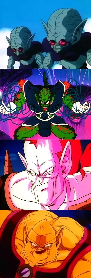 Dragon Ball Z Movie Villains Characters Tv Tropes Dead zone , and the garlic jr. dragon ball z movie villains