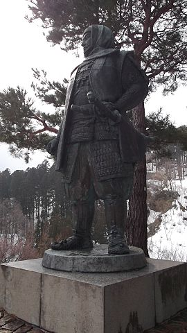 http://static.tvtropes.org/pmwiki/pub/images/uesugi_kenshin_statue_8083.jpg