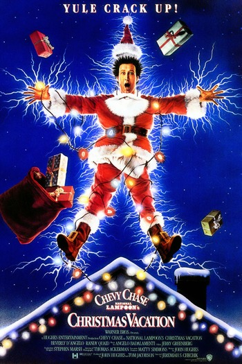 film national lampoons christmas vacation - Christmas Vacation On Tv