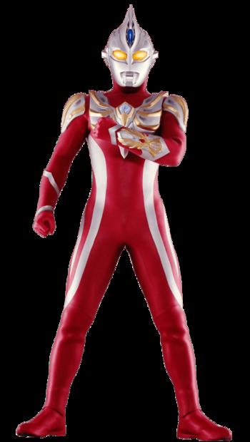 ultraman max characters tv tropes