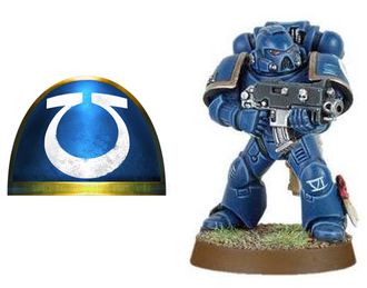 Warhammer 40000 Astartes Chapters / Characters - TV Tropes