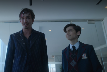 does detective patch die in the umbrella academy