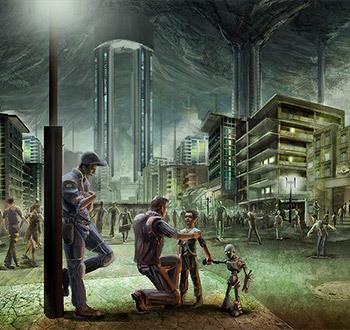 Underground City - TV Tropes