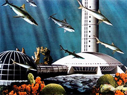 Kutatóállomás Undersea