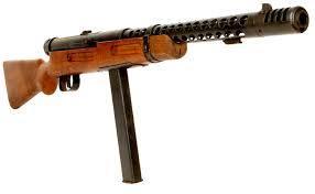 Submachine Guns / Cool Guns - TV Tropes