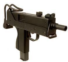 Machine Pistols / Cool Guns - TV Tropes