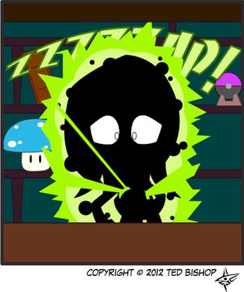 Trader Lydia (Webcomic) - TV Tropes