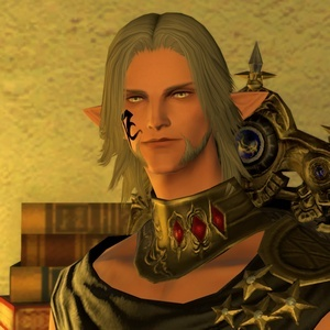 Final Fantasy XIV Scions Of The Seventh Dawn / Characters