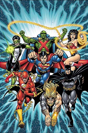 Justice League of America (Franchise) - TV Tropes