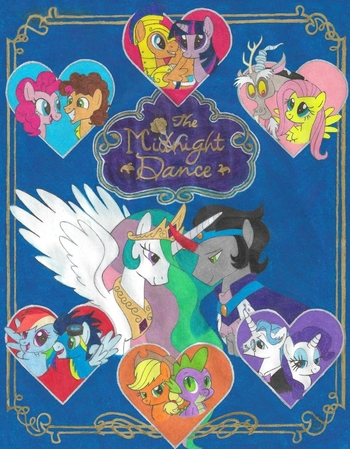 The Royal Canterlot Family (Fanfic) - TV Tropes