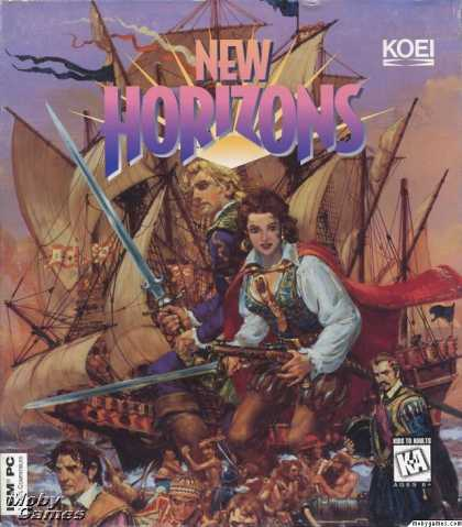 Uncharted Waters New Horizons Video Game Tv Tropes