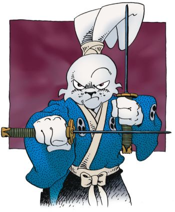 Usagi Yojimbo (Comic Book) - TV Tropes