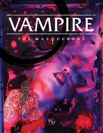 Vampire: The Masquerade 5th Edition (Tabletop Game) - TV Tropes