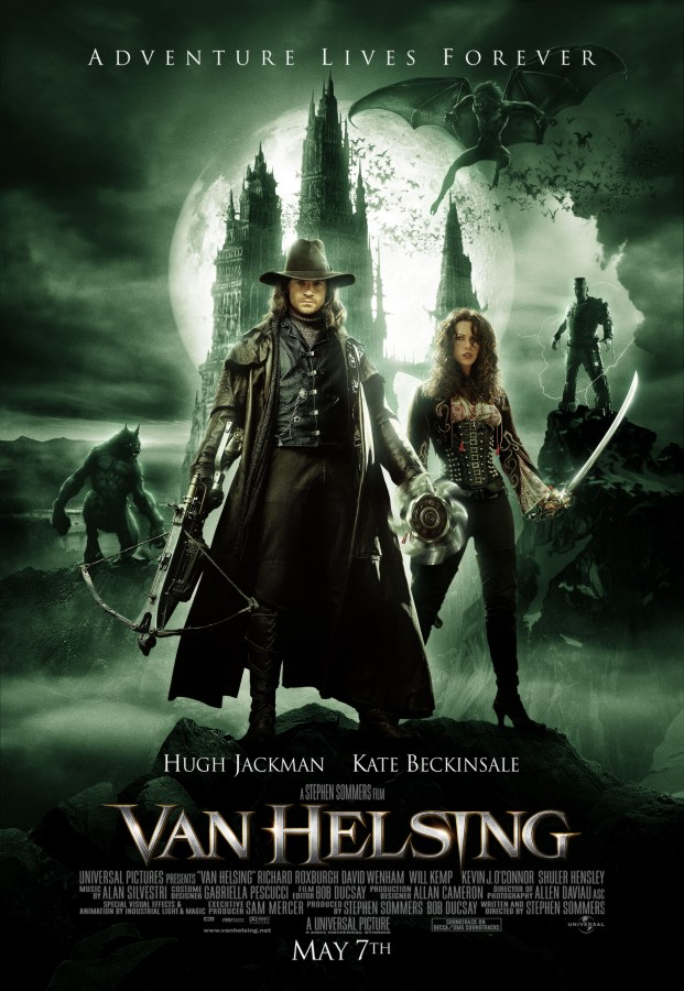 Van helsing the london assignment online