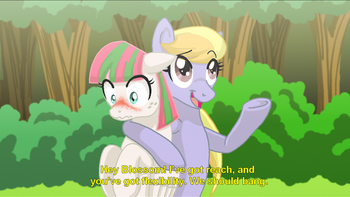 The Life and Times of a Winning Pony (Fanfic) - TV Tropes