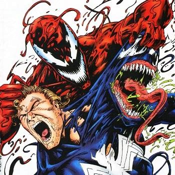 carnage comic book tv tropes