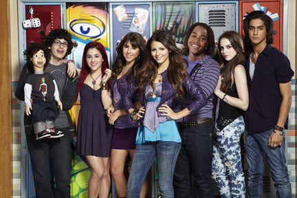 who plays kat in victorious