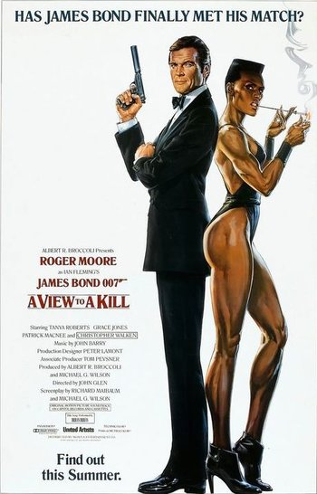 A View to a Kill (Film) - TV Tropes