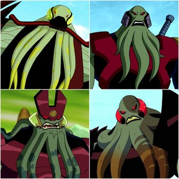Ben 10 Villains Original Series Characters Tv Tropes