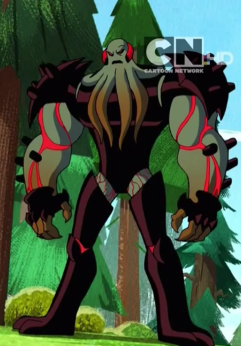 Ben 10 Villains Original Series / Characters - TV Tropes