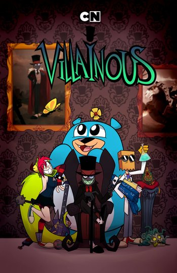 Villainous (Western Animation) - TV Tropes