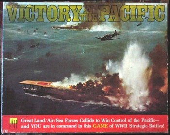 The Planes of Victory At Sea Pacific