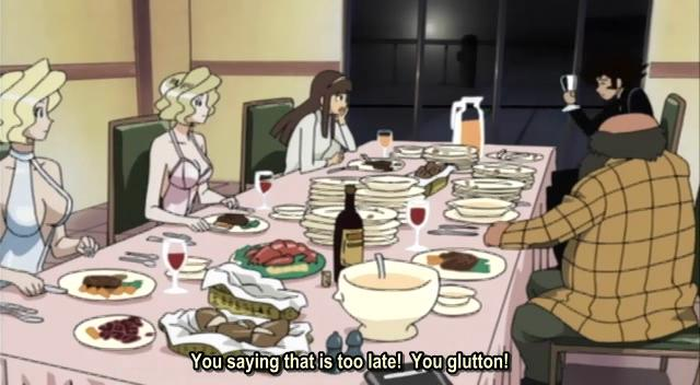 Anime & Manga / Big Eater - TV Tropes