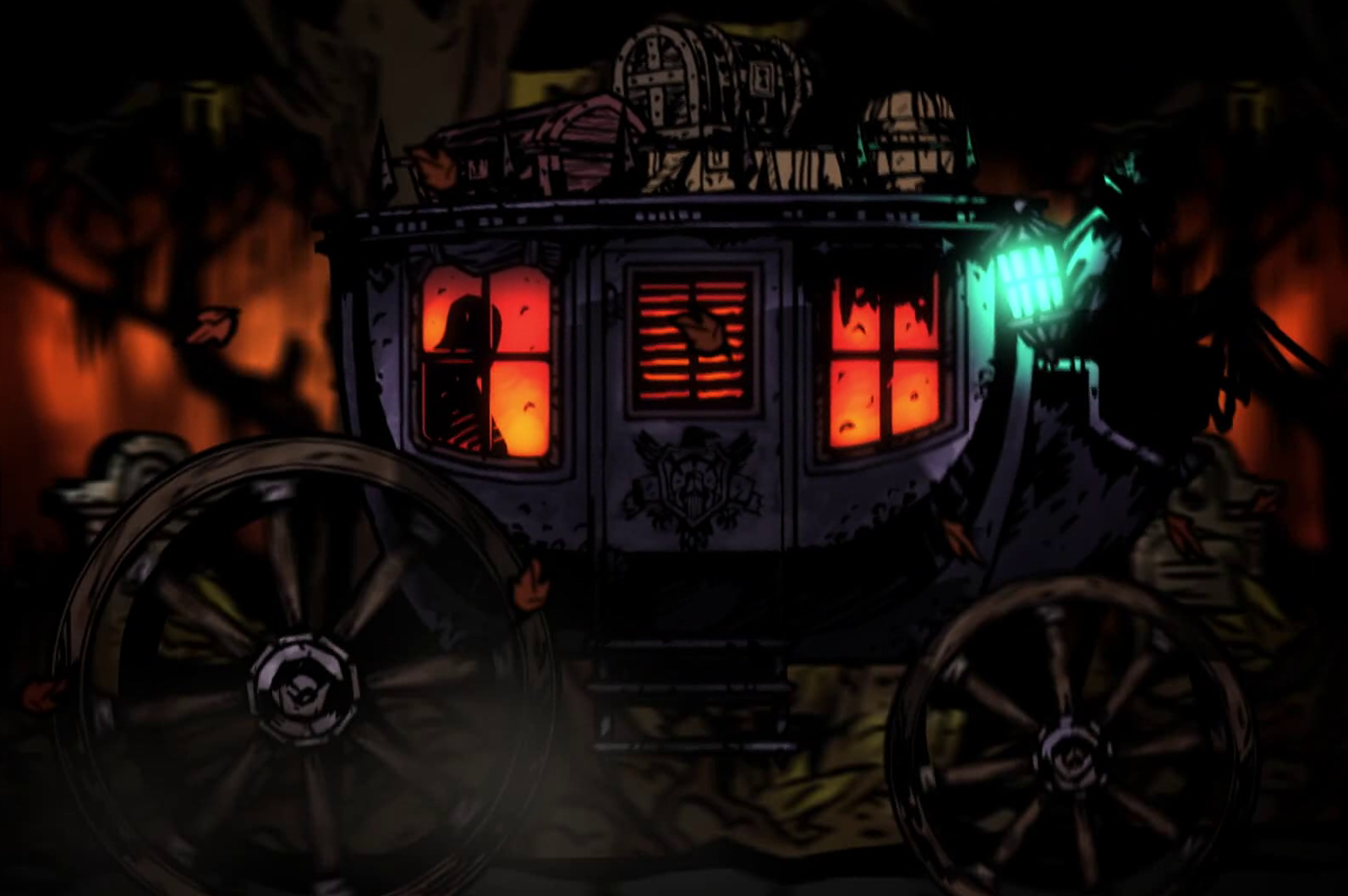 darkest dungeon characters tv tropes