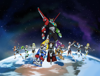 Code Geass Paladins of Voltron (Fanfic) - TV Tropes