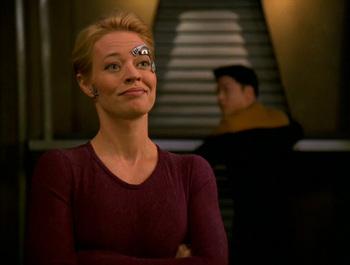 Star Trek: Voyager S7 E7: