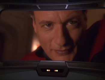 Star Trek Voyager Q