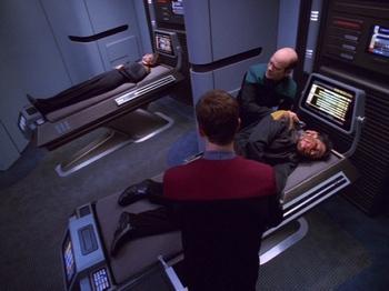 Star Trek Voyager S 5 E 11 Latent Image / Recap - TV Tropes
