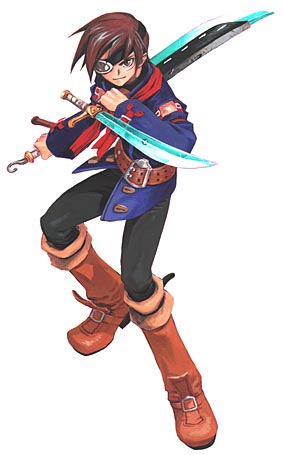 Skies Of Arcadia Characters Tv Tropes