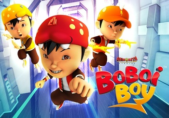 Boboiboy Animation Tv Tropes