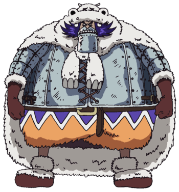 One Piece: Major Villains in Paradise / Characters - TV Tropes