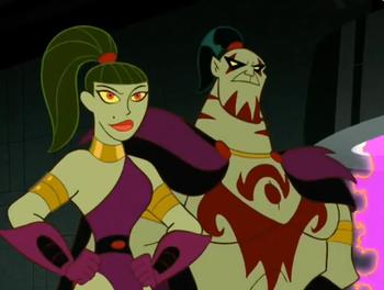 kim possible villains characters tv tropes