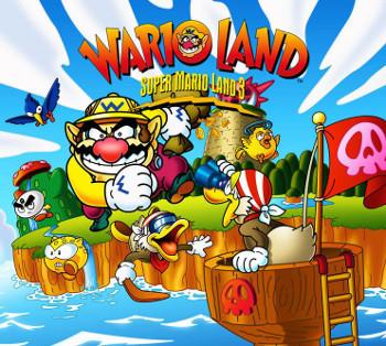 8dd99078e Wario Land: Super Mario Land 3 (Video Game) - TV Tropes